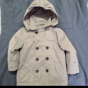 Kids Mexx spring jacket with removable hood